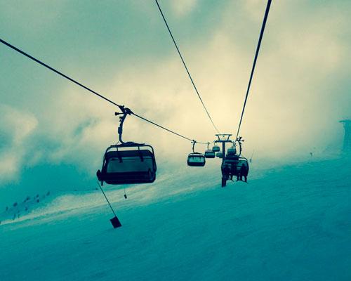 Abre la estación de esquí de Navacerrada