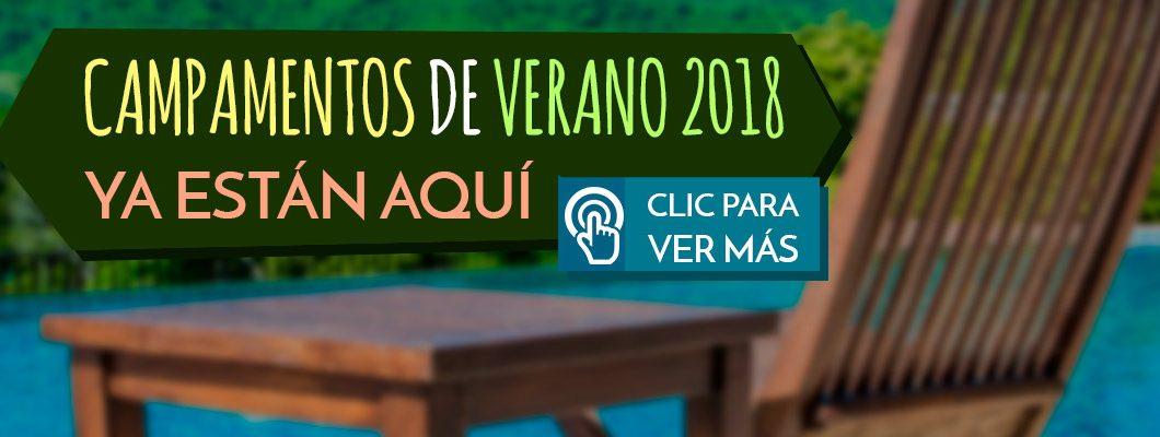 Campamentos 2018