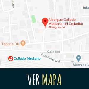 Ver ubicacion de Collado Mediano en Mapa